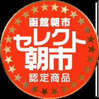 セレクト朝市ロゴ