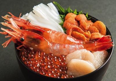 海鮮グルメ丼